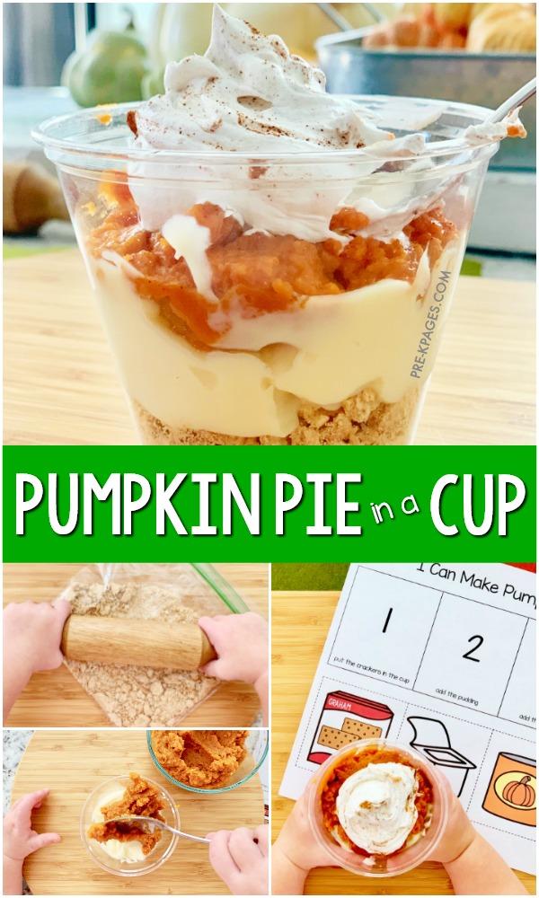 Pumpkin Pie in a Cup Recipe