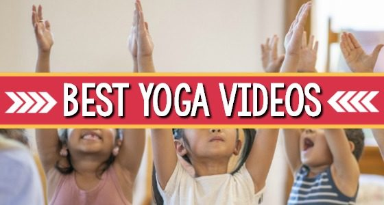 14 Kid Yoga Videos for Preschool and Pre-K