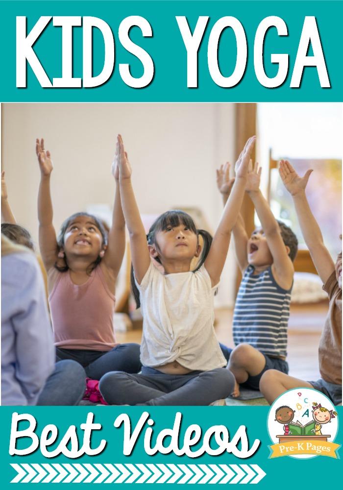 Best Yoga Videos for Kids