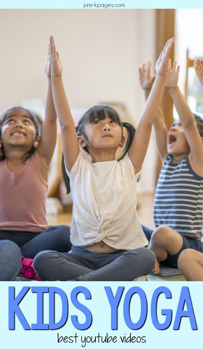 Best Yoga Videos for Pre-K and Preschool