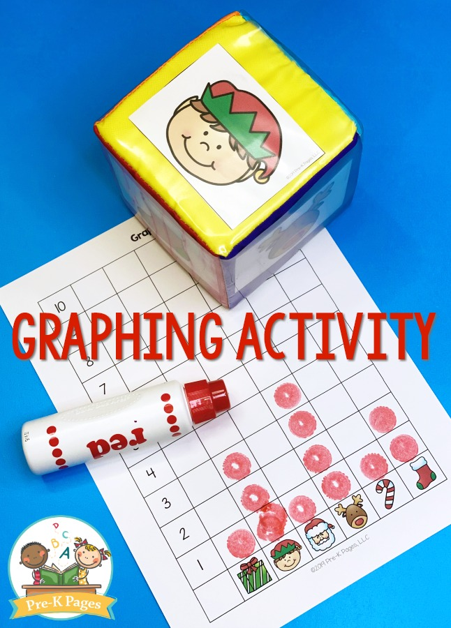 Christmas Graphing Activity