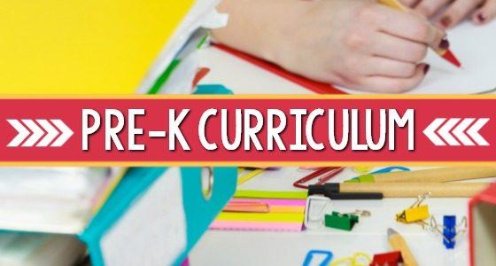 PreK Curriculum