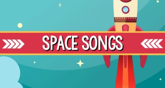 Space Songs for Kids: Preschool, Pre-K, Kindergarten