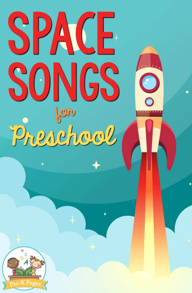 Space Songs for Preschool Kids