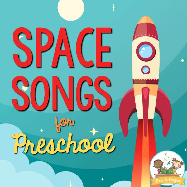 Space Songs for Preschoolers