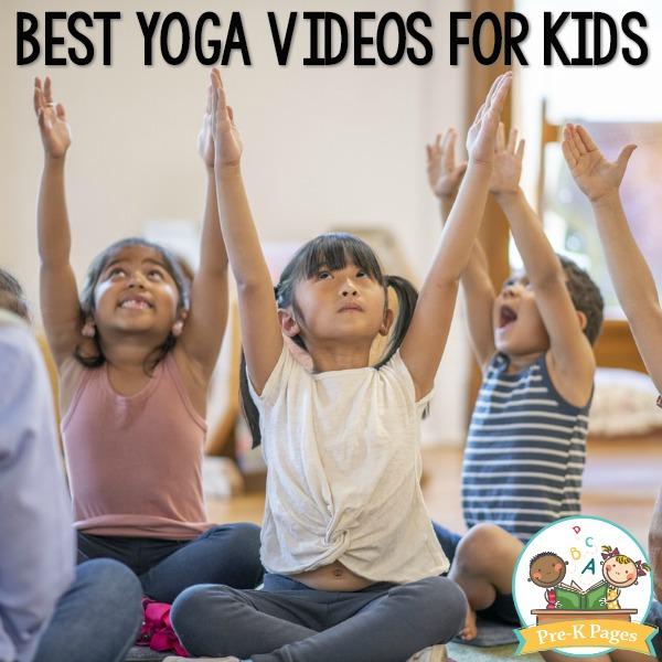 Yoga Videos for Preschoolers