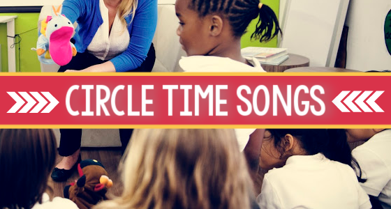 The Best Songs for Circle Time Preschool and Pre-K