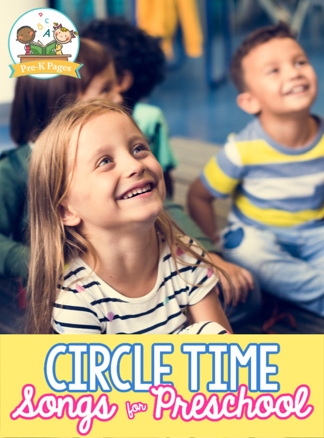 Circle Time Songs for Preschoolers