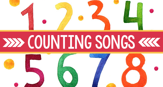 Counting Songs for Preschool Kids