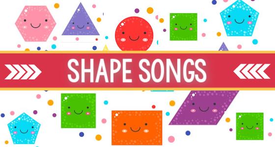 Shape Songs for Preschool Kids