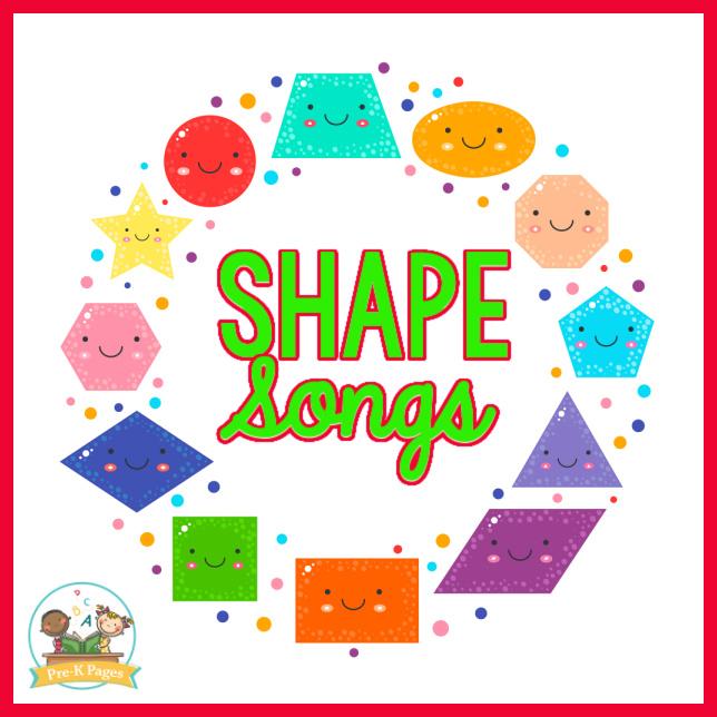 Shape Songs for Preschool