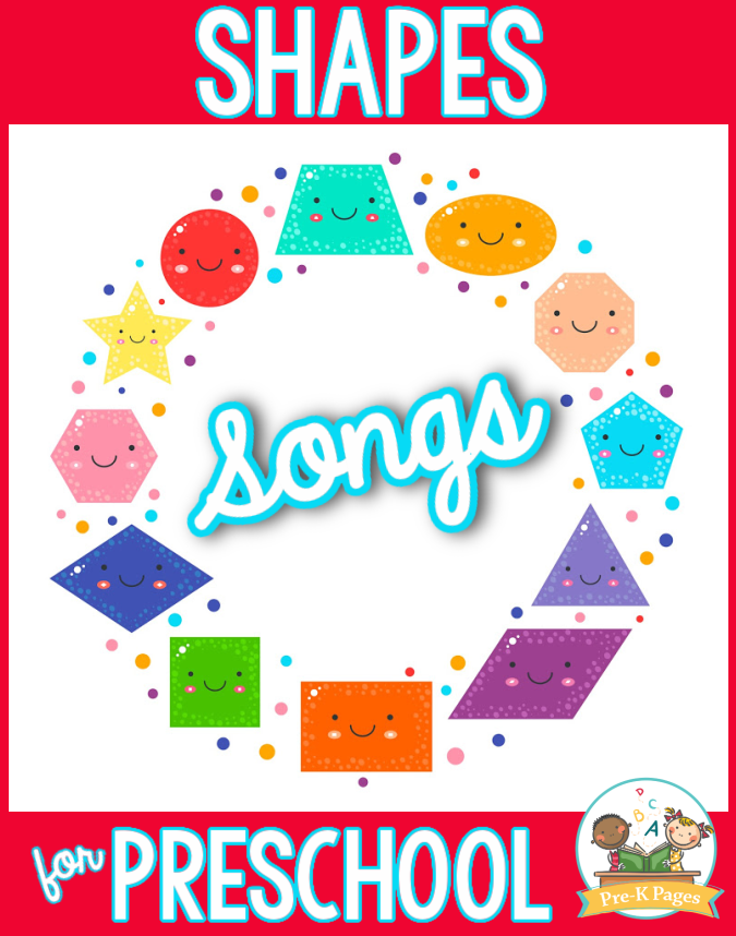 Shapes Songs for Preschoolers