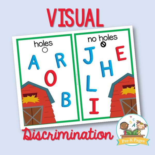 Farm Alphabet Sort