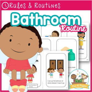 Bathroom Visual Routine