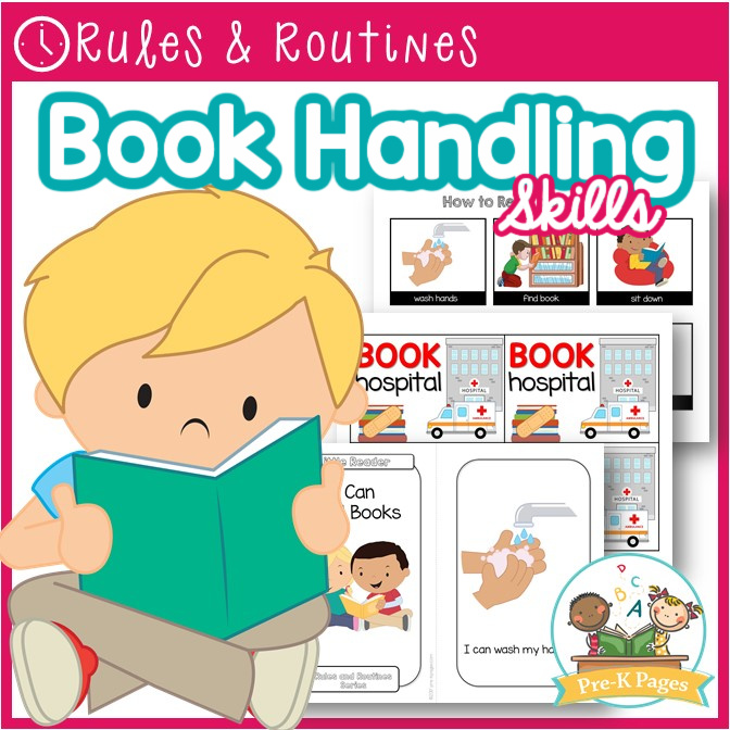 Book Handling Skills