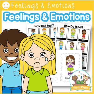 Feelings and Emotions Books