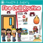 Fire Drill Routine for Pre-K