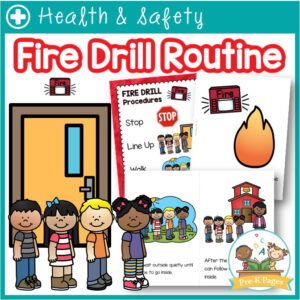 Fire Drill Visual Routine