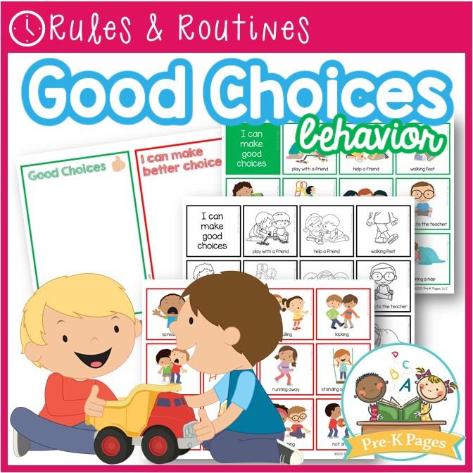 Good Choices Behavior Management