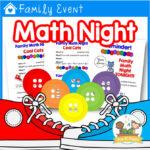 Math Night Kit for Preschool