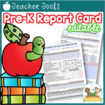 Electronic Pre-K Report Card