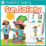 Sun Safety Lessons for Preschool