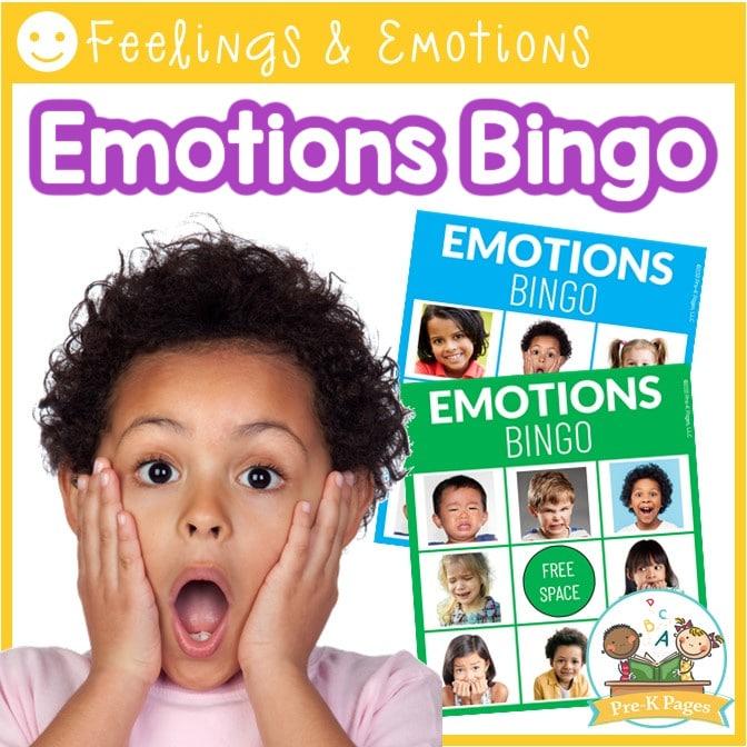 [Image: Emotions Bingo]