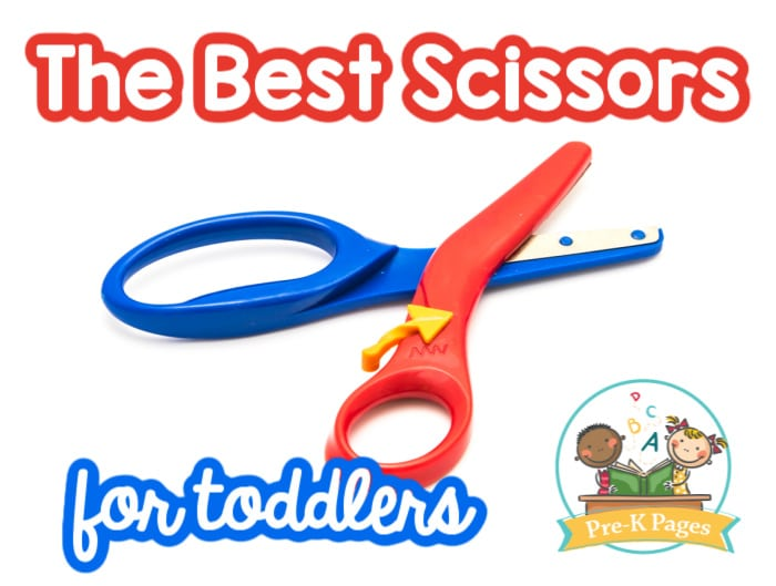 Best Scissors for Toddlers