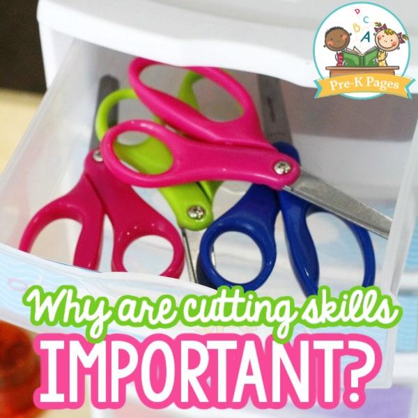 why are scissor skills important