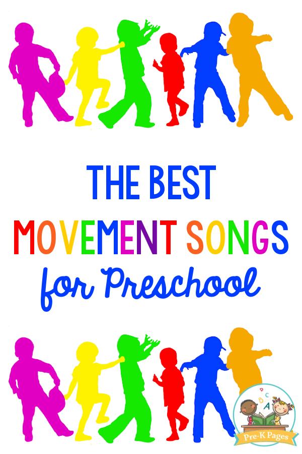 Preschool Music and Movement