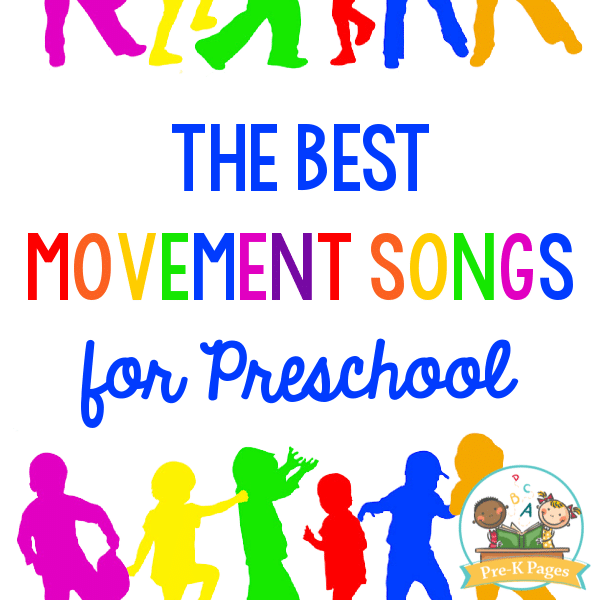 Preschool Music and Movement Songs