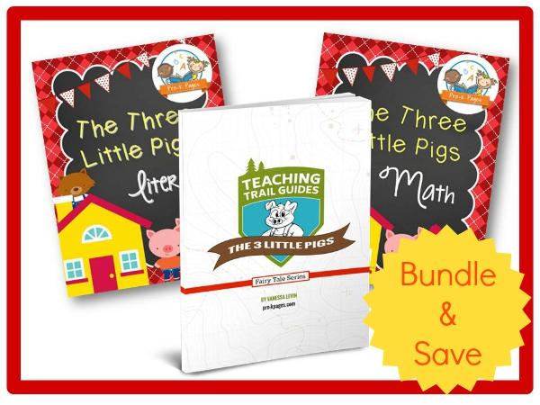 The Three Little Pigs Printable Bundle