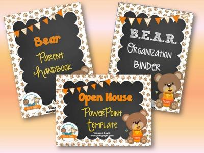 Bear Timesaver Bundle