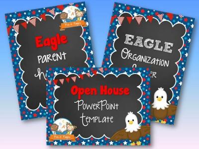 Eagle Back to School Timesaving bundle