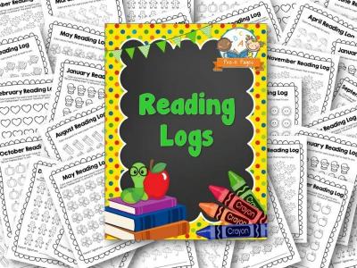 Printable Reading Calendars for Preschool