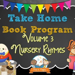 Take Home Book Program Vol 3