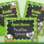 Koala Theme Back to School Timesaving Bundle