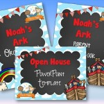 Noah's Ark Back to School Timesaving Bundle