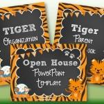 Tiger Back to School Timesaving Bundle