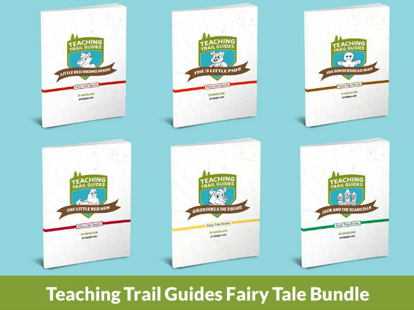 Teaching Trail Guides Fairy Tale Bundle