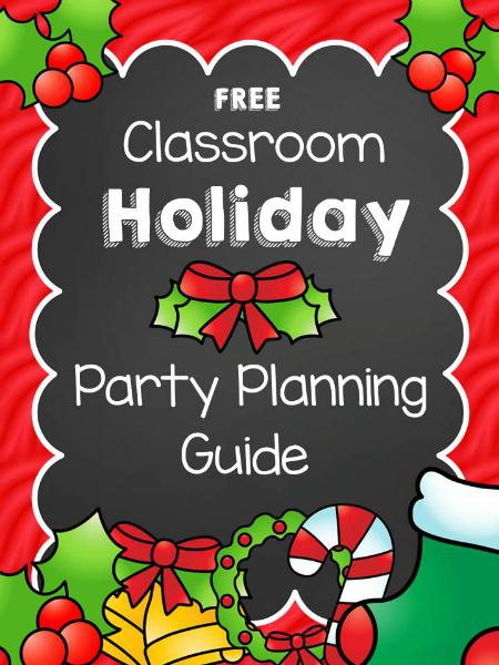 Preschool Class Christmas Party