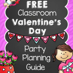 Class Valentine Party for Preschool