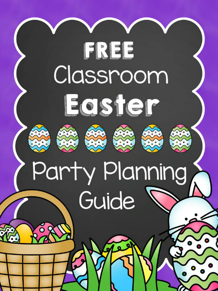 Easter Classroom Party Planning Guide