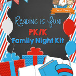 Reading is Fun Family Night Kit