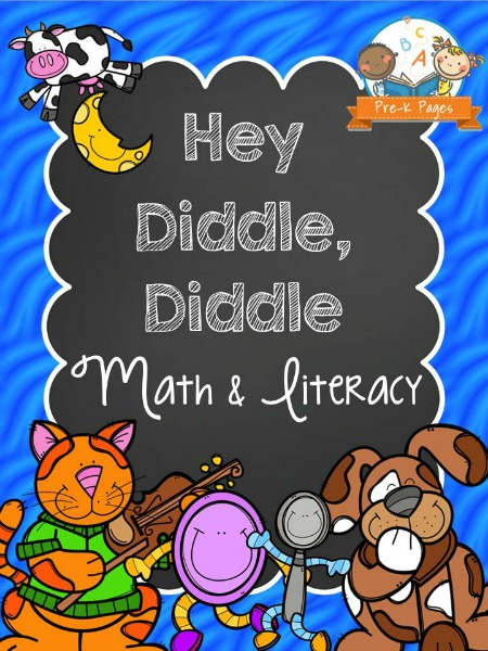 Hey Diddle Diddle Printable Lesson Plans