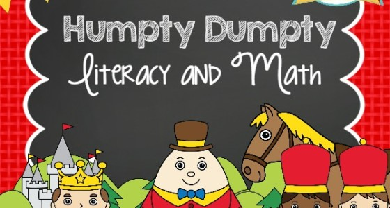 Humpty Dumpty Literacy And Math