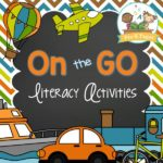 Printable Transportation Theme Activities for Preschool