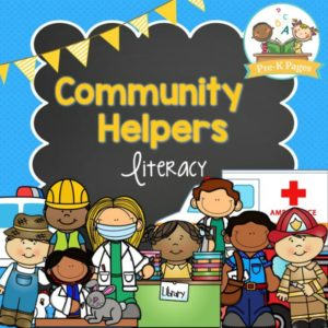 Community Helpers Literacy