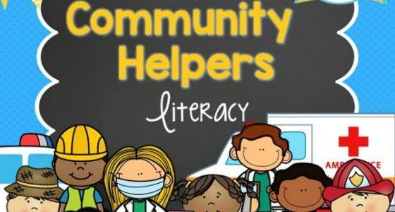 Community Helpers Literacy