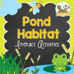 Pond Habitat Literacy Activities